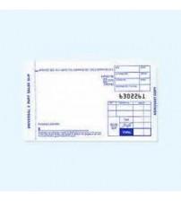 Manual Imprinter Receipts (100 per box)
